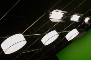 pre-lit green screen in los angeles